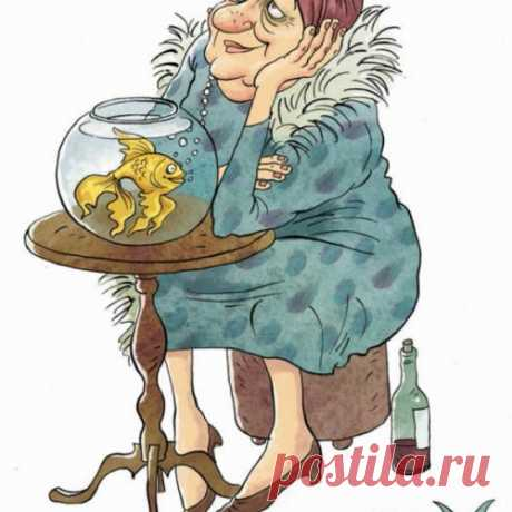 Как выглядят в старости женщины согласно  знакам зодиака  ))