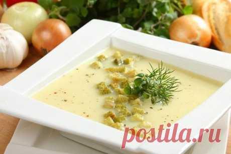 Вкусный суп-пюре с сельдереем и сливками – пошаговый рецепт с фото.