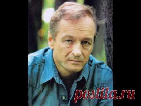 """Михаил Ножкин """"Я в весеннем лесу ..."""" Видео подборка. Полная версия ."""