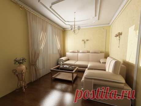 Самые удачные идеи дизайнов и декорирования узких комнат