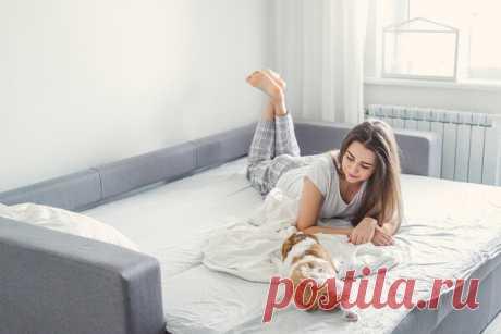 Диван-кровать: комфортное спальное место | flqu.ru - квартирный вопрос. Блог о дизайне, ремонте