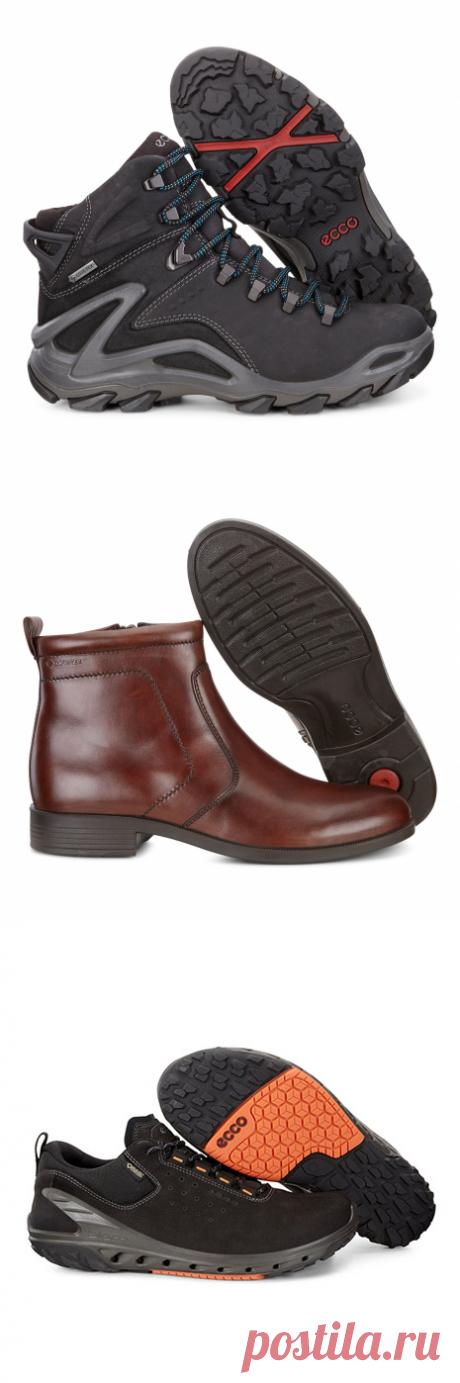 ECCO-shoes интернет-магазин. Распродажи и скидки обуви экко