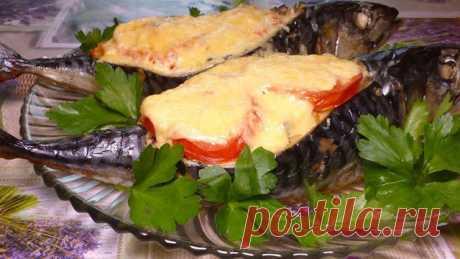 Скумбрия по-королевски – пошаговый рецепт с фотографиями