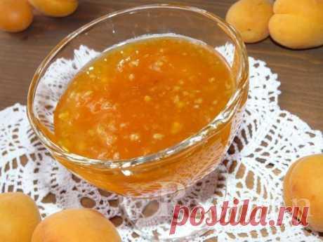 Абрикосовое варенье с лимоном и апельсином