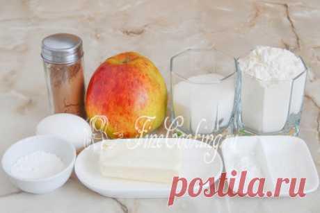 Яблочное печенье - рецепт с фото