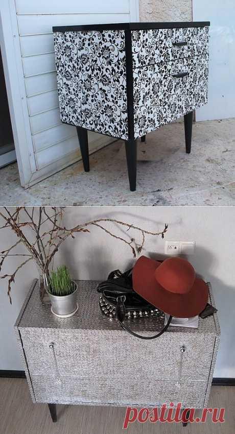 Переделка советской мебели / Мебель / Модный сайт о стильной переделке одежды и интерьера