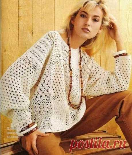 Очаровательные женские кофточки крючком со схемами для вдохновения   Красивое и интересное вязание   Яндекс Дзен
