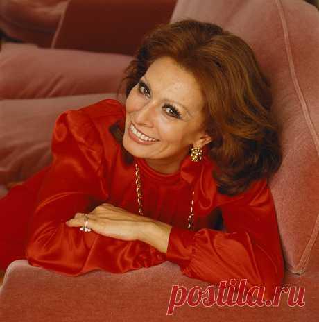 Sophia Loren ! (September 20, 1934)