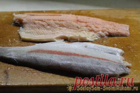 Как разделать практически любую рыбу на филе просто и быстро