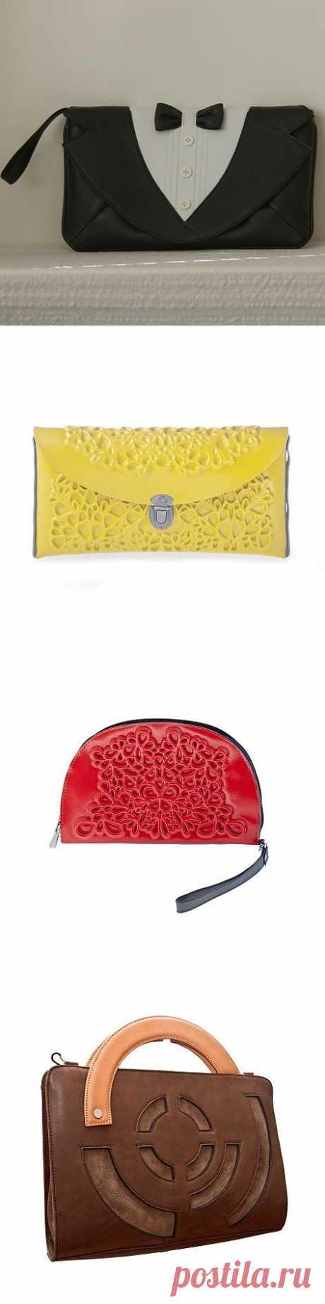 Клатчи (подборка) / Сумки, клатчи, чемоданы / Модный сайт о стильной переделке одежды и интерьера