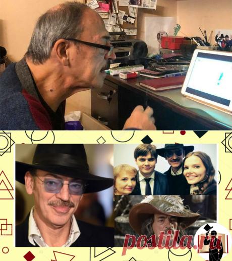 ⌛Михаил Боярский: почему поклонники раскритиковали семейное фото актера? | Истории о людях | Яндекс Дзен