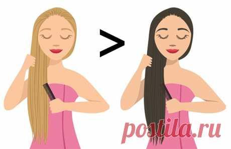 10 mitos sobre los cabellos, que nos impiden dejar crecer los bucles sanos