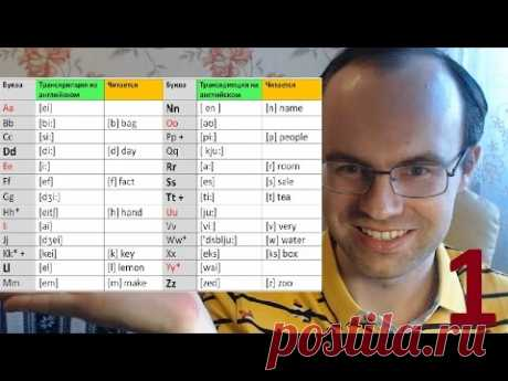 PRACTICAL COURSE of READING AND PRONUNCIATION - Lesson 1. English. English lessons