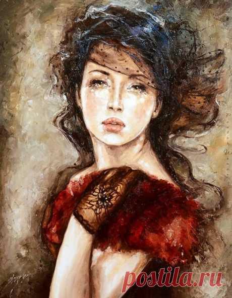 «В УНИКАЛЬНОМ СТИЛЕ. ХУДОЖНИЦА ЭЛЬЖБЕТА БРОЖЕК. Каждая картина польской художницы Эльжбеты Брожек (Elzbieta Brozek) имеет свое собственное колористическое выражение в зависимости от набора доминирующих цветов. Можно заметить, ч...» — карточка пользователя Светлана С. в Яндекс.Коллекциях