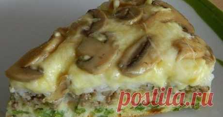 Бесподобный рецепт слоеного пирога-перевертыша. Давно не ел ничего вкуснее!