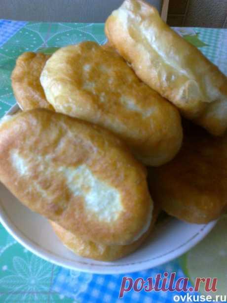 Изумительное тестос картофелем  для пирожков -