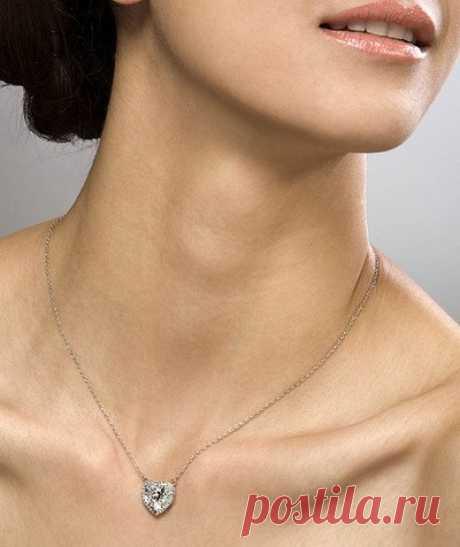 El cuello y la zona del escote: 5 consejos en el cuidado eficaces — Son a la moda \/ Nemodno