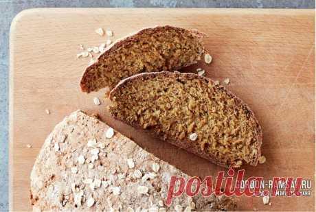 Овсяный содовый хлеб » Рецепты Гордона Рамзи