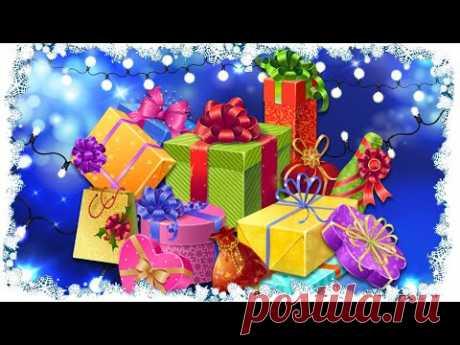 С Днем Рождения в январе! | Поздравление с Днем Рождения родившимся зимой. - YouTube