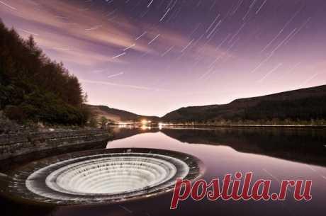 Портал в иные миры - воронка на водохранилище Ледибауэр - Путешествуем вместе