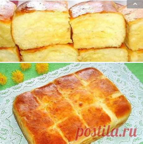 Пирог с сыром Очень вкусный пирог с сыром Ингредиенты: Молоко – 200 мл Дрожжи (сухие)...