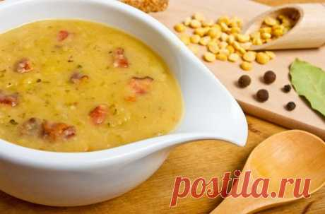 """Winter\"" soups — it is useful, quickly and simply"