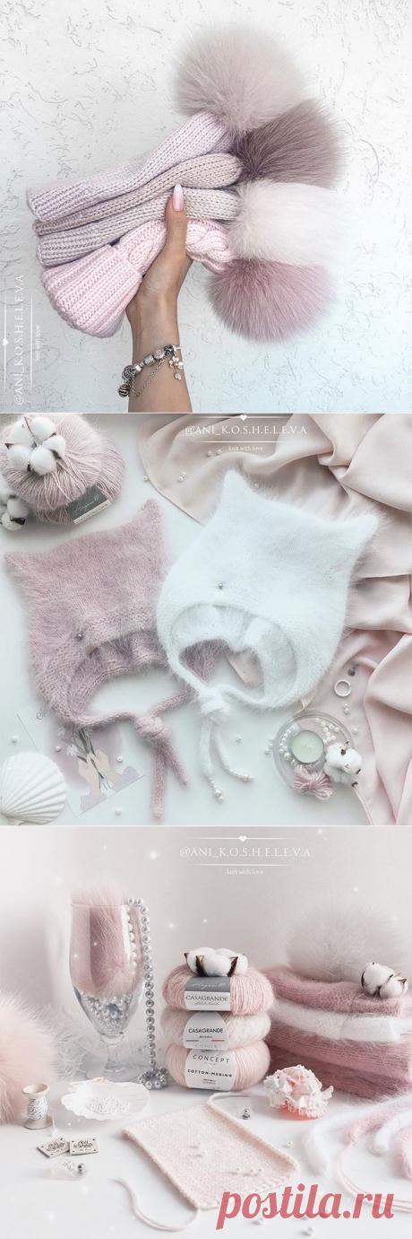 ВЯЗАНИЕ◼️ОБУЧЕНИЕ◼️МК (@ani_k.o.s.h.e.l.e.v.a) • Фото и видео в Instagram