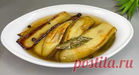 Оригинальная закуска из баклажанов: на второй день она ещё вкуснее (делюсь понравившимся рецептом)   Вкусная Жизнь   Яндекс Дзен