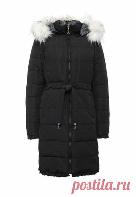 Куртка утепленная Patrizia Pepe купить за 16 640 руб PA748EGWDC38 в интернет-магазине Lamoda.ru