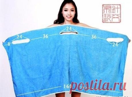 Пляжное платье – трансформер, шить которое проще простого | Рукоделие