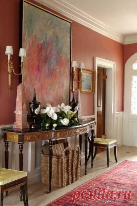 50 оттенков персикового в фото примерах интерьеров — Мой дом