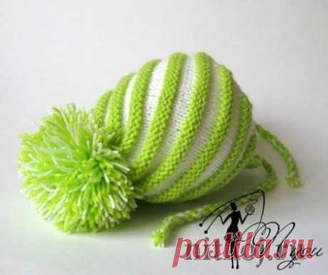 Шапочки для деток от Пуси » Ниткой - вязаные вещи для вашего дома, вязание крючком, вязание спицами, схемы вязания