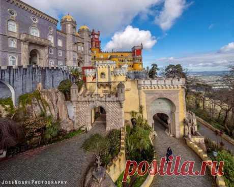 Palácio da Pena, Sintra!