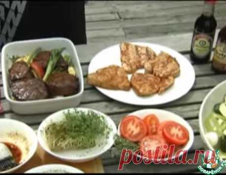 Ароматные маринады для гриля – кулинарный рецепт