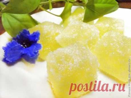 👌 Лимонный мармелад в домашних условиях, рецепты с фото
