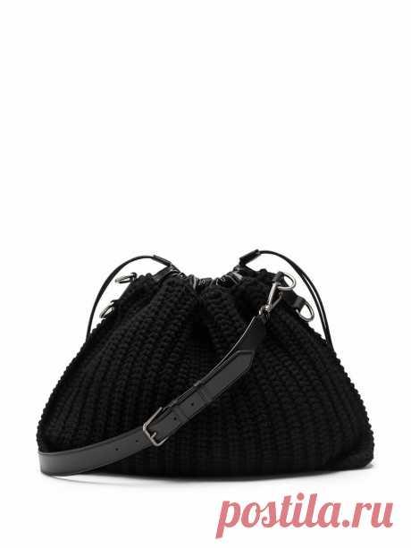 8 вязаных сумок от Dolce&Gabbana. Схемы | Сашка-Вязашка | Яндекс Дзен.Идеи.