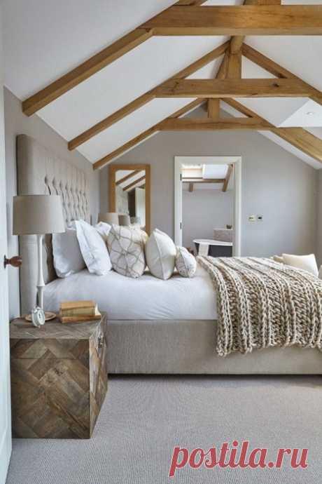 Стильные домашние проекты: 19 примеров спален на любой вкус