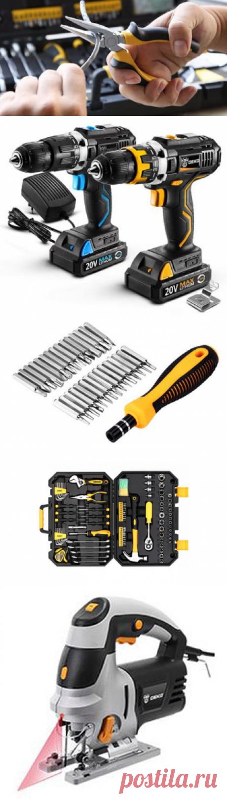 Топ-5 инструментов для мужчины в подарок | Super-Blog