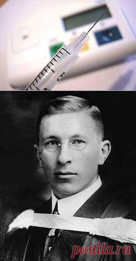 В поисках лекарства от диабета: кто и когда открыл инсулин | Здоровая жизнь | Здоровье | Аргументы и Факты