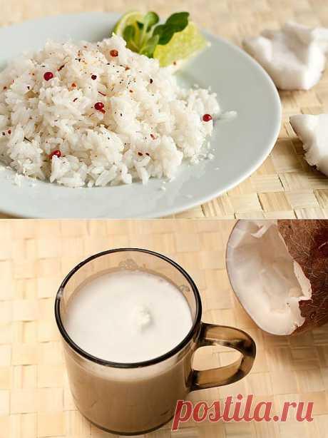 Если вам захочется как-то разнообразить свое повседневное меню, попробуйте вместо обычного риса сделать вот такой. Лучше всего использовать длиннозерный рассыпчатый рис типа басмати или жасмина.