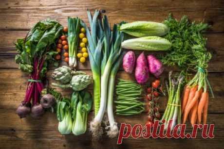 Мифы об овощах: правда и ложь