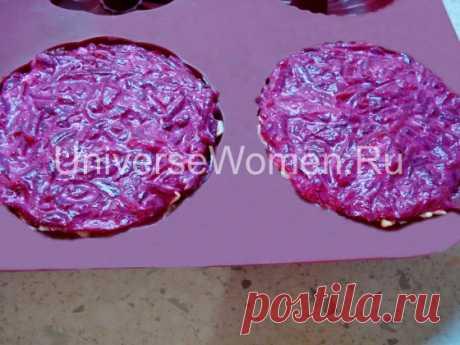 Cельдь под шубой в желе: рецепт с фото пошагово / UniverseWomen.ru - Вселенная Женщин