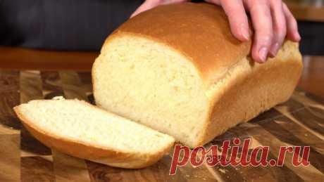 Горячий хлеб с хрустящей корочкой — Кулинарная книга
