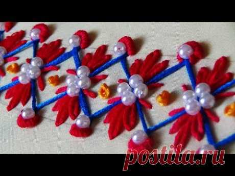 Hand Embroidery: Embroidery for Shirts
