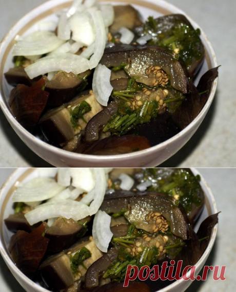 Баклажаны квашеные - пошаговый рецепт с фото. Автор рецепта Liliya Petrova 🌷✈ . - Cookpad
