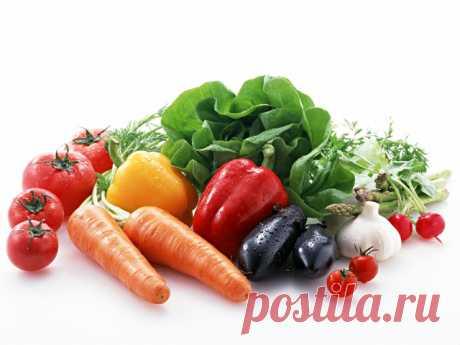 Топ-10 овощей, которые помогут вам расти быстрее - Советы для женщин