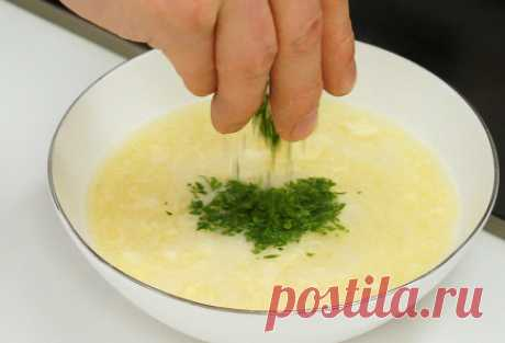 Avgolemono the step-by-step recipe with video and a photo – Greek cuisine: soups