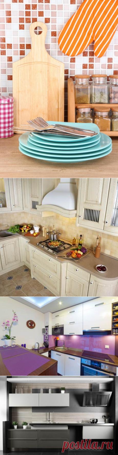Кухонный фартук в деталях — Роскошь и уют