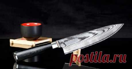 6 советов по использованию ножа, которые изменят вашу жизнь — Полезные советы