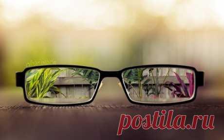Восстановим зрение